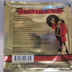 Prestige Whisky gist