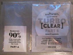 Turbo klaringsmiddel